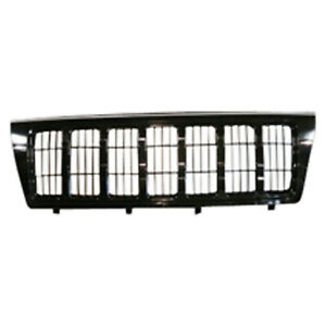 Front Grille Trim Insert For Jeep Grand Cherokee 2004 Laredo Sport Ch1200301