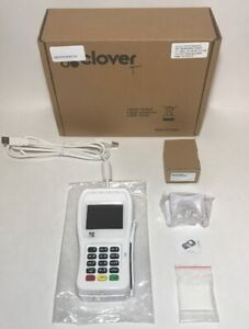 Xac Model Xped 8006l2 3cr White Clover First Data Pinpad Card Reader New In Box
