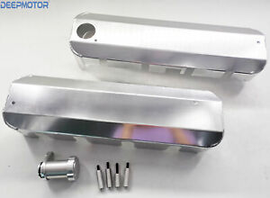 Deepmotor Chevrolet Only Ls3 Valve Coil Covers Aluminum Coil Covers