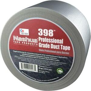 Nashua Professional Grade Silver Duct Tape 3 X 60yds 398 One Roll