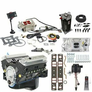 Blueprint Engines Bp3503ct1k3 Small Block Chevy 350ci Engine With Efi 373 Hp 400