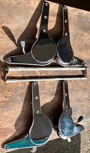 Porsche 911 912 Original Seat Hinges For Both Seats Swb W Crossbars 1965 1968