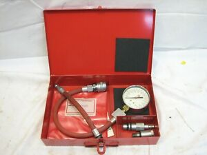 Matco Tools Compression Gauge Tester Ct65 Auto Cylinder Pressure