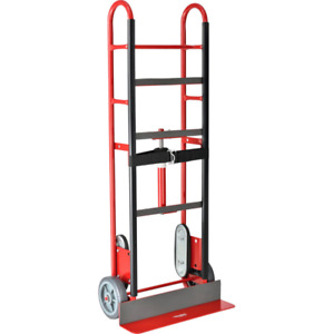 2 Wheel Professional Appliance Steel Hand Truck Durable Dolly 750 Lb Capacity