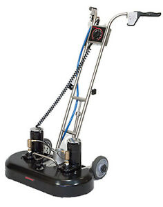 Truck Mount Carpet Cleaning Machine Extractor Rotovac Wide Track