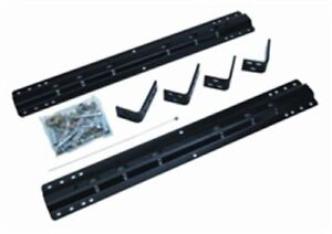 Fifth Wheel Trailer Hitch Mount Kit rails And Installation Kit Draw tite 30035