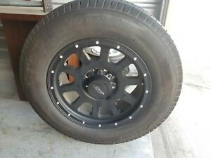 Hummer H2 Wheels And Tires 4 A Set