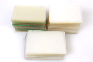 Id Card Laminating Pouches Large Lot