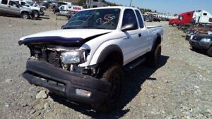 Driver Sun Visor Extended Cab With Sliding Extender Fits 01 03 Tacoma 6488881