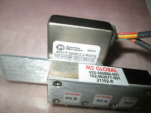 Dow key Microwave 401kt 320832 2 rohs With M2 Global 692 560880 001 Receiver
