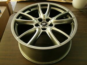Oem Ford 2011 2014 Mustang Forged Wheel 2012 2013 19 For Brembo Brakes Nos