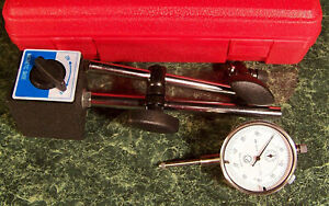 Dial Indicator Set With On off Magnetic Base