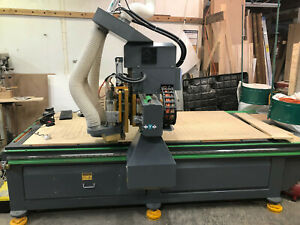 3water Cooled Wood Router Cnc Machine No Need Change Tools 4x8 Vacuum Table