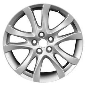 New 19 Replacement Alloy Wheel Fits 2014 2016 Mazda 6 560 64958