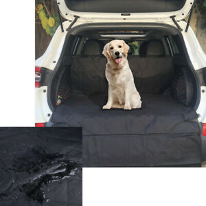 Waterproof Mat Seat Cargo Cover For Suv Pet Dog Trunk Hair Dirt Protector Liner