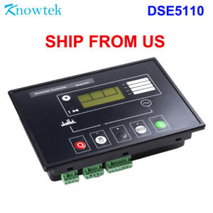 Auto Controller Dse5110 Dse 5110 For Genset Generator Control Module Panel