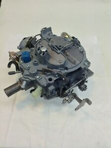 Rochester Quadrajet Carburetor 17081270 1981 Pontiac Firebird 301 Engine