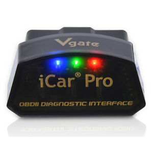 Vgate Icar Bluetooth wifi Adapter Obd2 Code Reader Scanner For Iphone Andriod Us