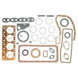 Full Gasket Set Massey Ferguson 230 50 150 To35 235 2135 135 245 35 Continental