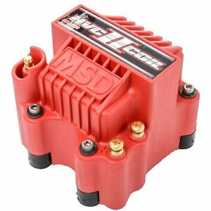 Msd Ignition 8261 Pro Power Hvc Ii Coil