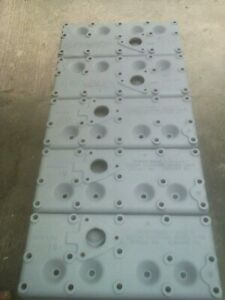 Jeep Willys Mb Ford Gpw F Marked Cylinder Head Jeep Ww2 G503