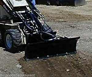 Snow dozer Blade Fits Vermeer ditch Witch Most Mini Loaders 46 width In Stock