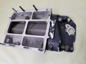 Paul Pffaf Big Block Chevy Blower Intake Manifold Bbc 6 71 8 71 396 424 454 502