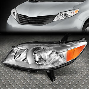 For 11 20 Toyota Sienna Left Side Oe Style Projector Headlight Lamp To2502199