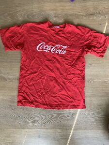 Retro vintage Coca Cola t shirt small/medium