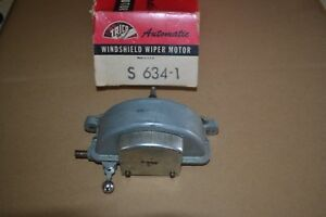 Jeep Cj 5 Trico Wiper Motor Nos 3 Yr Warranty New In Box Mint Fits Left Or Right