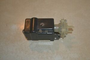 Early 1960 s Gm Washer Pump White clear Plastic Hard Piece To Get Chevy Olds