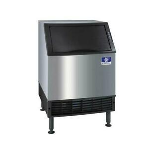 Manitowoc Uyf 0240a 219 Lb Air Cooled Neo Undercounter Half Dice Ice Maker