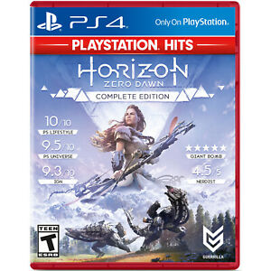 Horizon: Zero Dawn Complete Edition PlayStation Hits PS4 Brand New $15.14