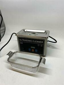 Trans Potent Professional Digital Ultrasonic Cleaner Stainless Steel Cleaning