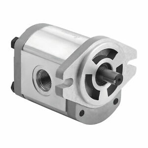 Hydraulic Gear Pump 3600 Rpm 3 4 1 52cu In rev Cc wise