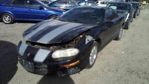 Steering Column Floor Shift Without Radio Control Fits 00 02 Camaro 5993657
