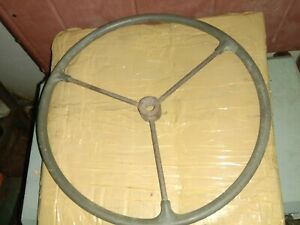 Jeep Willys Mb Ford Gpw Ww2 G503 Steering Wheel