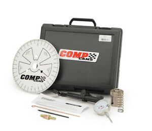 Comp Cams Cam Degree Kit Fits Ford 5 0l 4v Coyote 4943