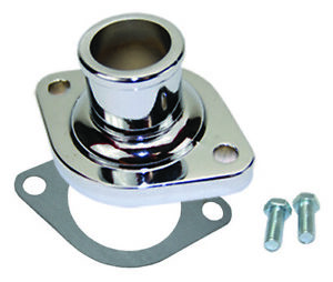 Chrome Water Neck Thermostat Housing Dodge Chrysler Plymouth 318 340 360 383 440
