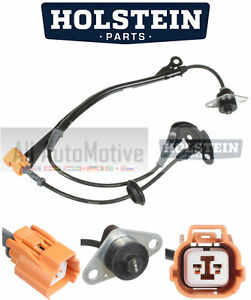 Abs Wheel Speed Sensor Front Left Fits 1995 1997 Acura Integra Honda Civic