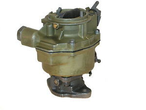 Rochester Bv Carburetor 1963 1967 Chevy Gmc Trucks 230 250 Engine