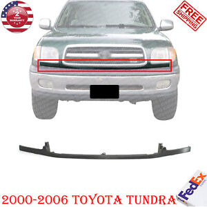 Front Bumper Filler Steel For 2000 2006 Toyota Tundra Pickup 539030c010