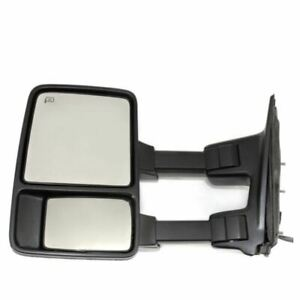 Power Heated Signal Tow Driver Left Side Mirror For 2008 Ford F 250 Super Duty