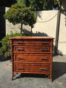 Antique Chest With 4 Drawers