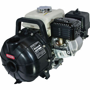 Pacer Pumps Self priming Centrifugal Pump 16 800 Gph 3in Ports Honda Gx Engine