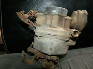 53 54 1953 1954 Bel Air 150 210 Delivery Carb