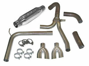 Slp Performance Loud Mouth Exhaust Sys 98 02 Ls1 Gm F body 31042