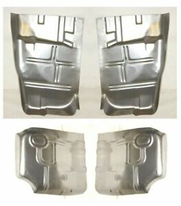 1973 1977 Chevrolet Monte Carlo Floor Pans Front And Rear Best Quality Usa Made