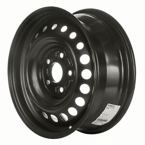 Reconditioned 15x6 Black Steel Wheel For 2012 2013 Honda Civic Coupe 560 64023