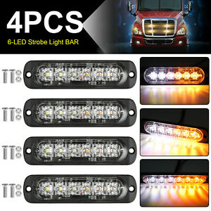 72led 4x 5050smd Rgb Car Strip Light Interior Decorative Colorful Remote Control